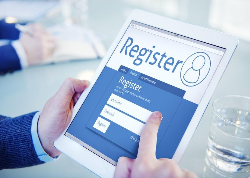 Finger Device Registration